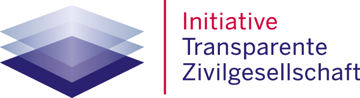 Logo Initiative Transparent Civil Society